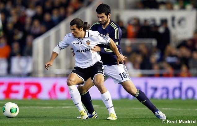 Валенсия 1-1 Реал Мадрид.