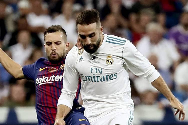 Барселона реал мадрид 17 августа посмотреть