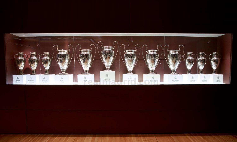Реал мадрид титулы лиги чемпионов