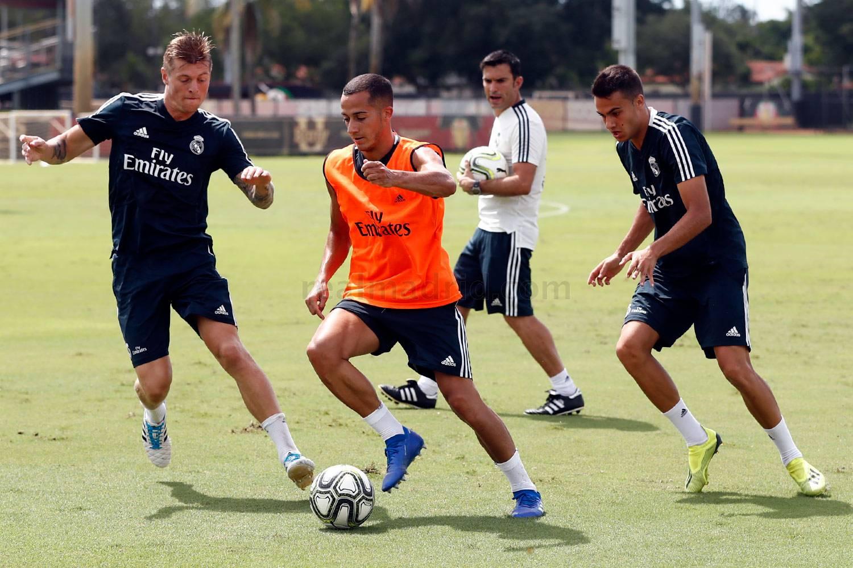 Бензема вернулся к тренировкам и готовится к Атлетико — AS